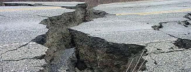 Mistero di onde del terremoto
